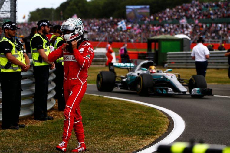 Vettel: «Οι κατατακτήριες της Mercedes έχουν αλλάξει τα δεδομένα»