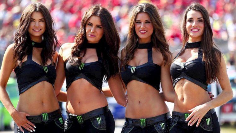 Δες τα κορίτσια του GP Γερμανίας πριν πάνε διακοπές (vid)