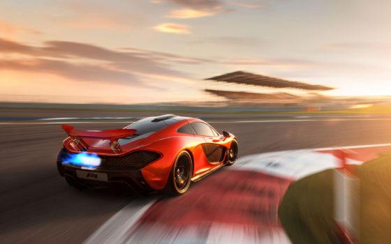 Έρχεται ο διάδοχος της McLaren P1