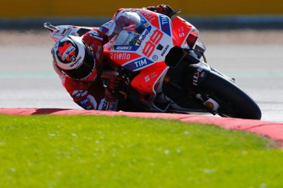 Lorenzo: «Ο καλύτερος μου αγώνας με την Ducati. Απίθανος ο Dovi»