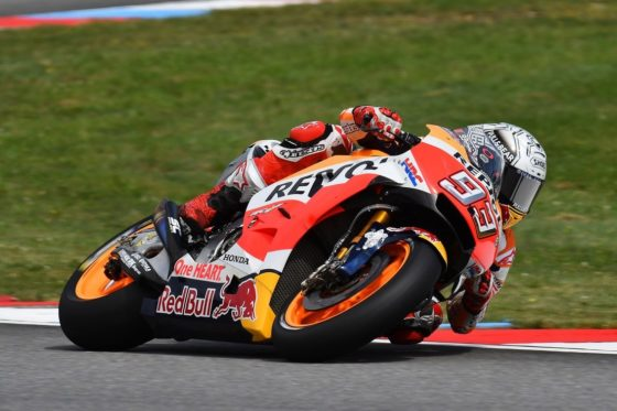 GP Τσεχίας QP: Μαγική pole για τον Marquez