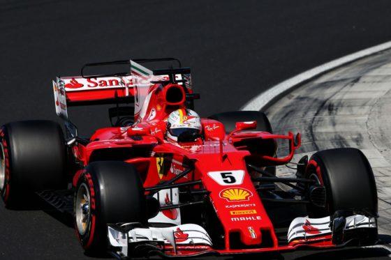 Δοκιμές Ουγγαρίας D2 (Πρωί): Vettel και Ferrari ξανά στη κορυφή – 7ος ο Kubica