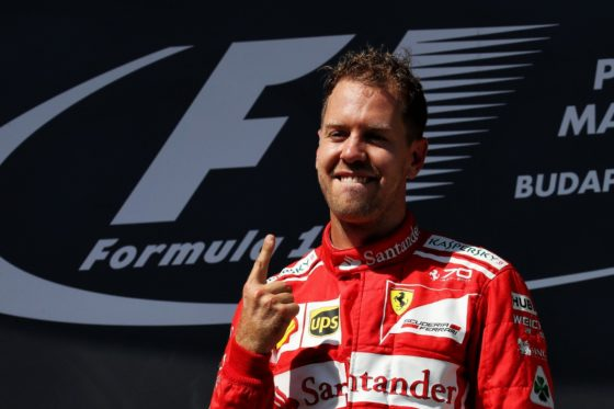 Vettel: «Ειλικρινά είναι αυτό που ονειρεύομαι»
