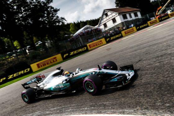 GP Βελγίου Race: Ο Hamilton κέρδισε τον Vettel στη μάχη της χρονιάς