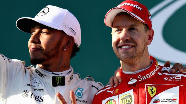 Vettel: «Ταχύτατος και χαρισματικός ο Hamilton»