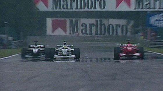 GP Βελγίου: Η θρυλική μάχη Hakkinen – Schumacher πίσω στο 2000 (vid)