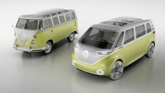 Στην παραγωγή περνά η VW το φουτουριστικό I.D Buzz