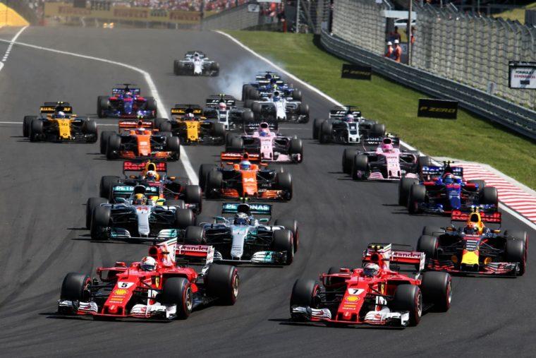 Οι αλλαγές στους τεχνικούς κανονισμούς της F1 για το 2018, μέχρι στιγμής