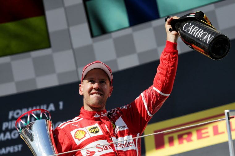 Vettel: «Το δύσκολο είναι ωραίο. Το εύκολο βαρετό»