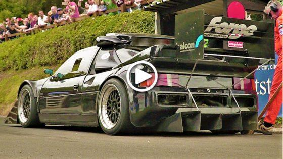 Δες το θηριώδες Ford RS200 Pikes Peak Version στο καλύτερο βίντεο της ημέρας (vid)