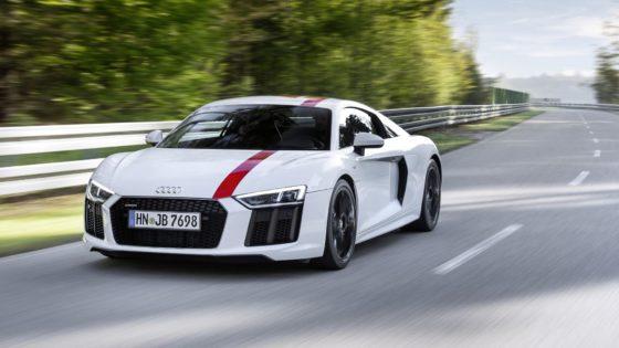 IAA 2017: Πρεμιέρα για το Audi R8 V10 RWS (photos)