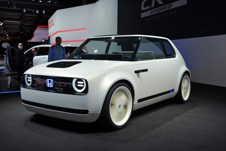 Στην παραγωγή το σύγχρονο ρετρό πρωτότυπο της Honda