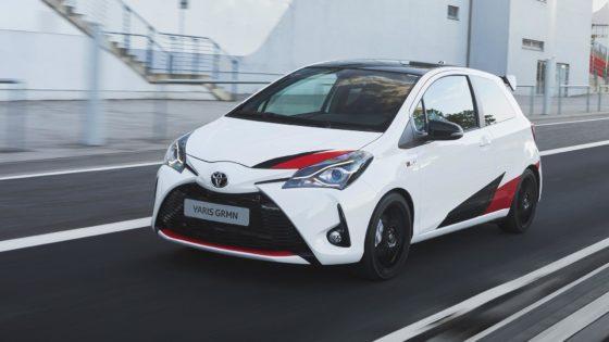 IAA 2017: Βγάζει μάτι το Toyota Yaris GRMN (photos)