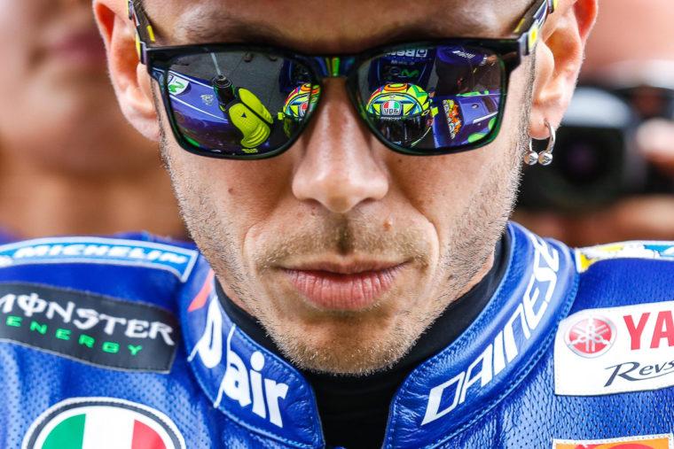 Rossi: «Θα τα δώσω όλα στο Motegi»