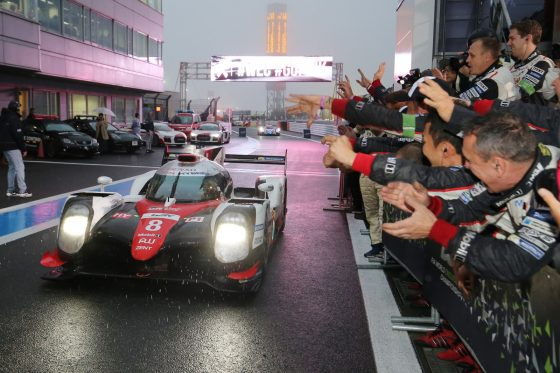 H Toyota θέλει να συνεχίσει στο WEC