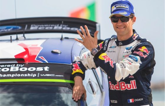 Rally Μ. Βρετανίας: Παρθενική νίκη για τον Evans – Πρωταθλητής για 5η φορά ο Ogier