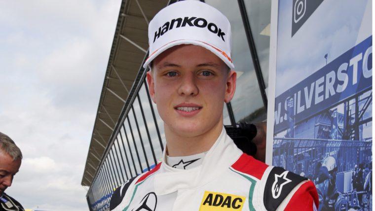 Schumacher: «Ο στόχος μου είναι η F1»