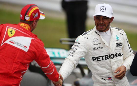 Hamilton: «Απίστευτα ατυχής ο Vettel»