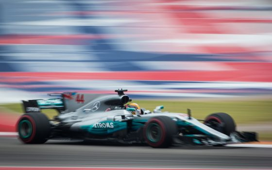 GP Η.Π.Α FP2: Σε δικό του ρυθμό ο Hamilton