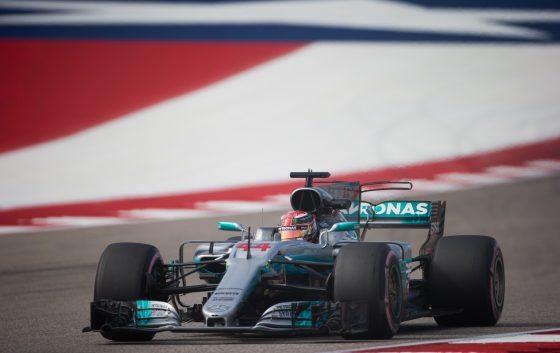 GP Η.Π.Α FP3: Μάχη στα χιλιοστά οι Hamilton και Vettel