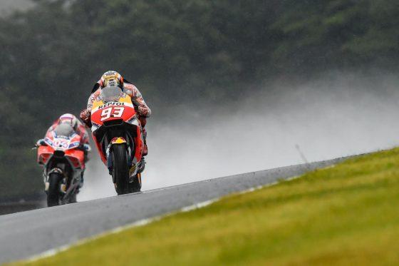 Marquez: «Η δεύτερη θέση είναι καταπληκτική»