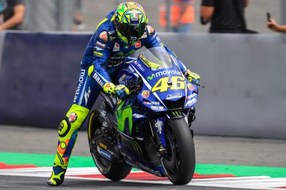 Rossi: «Έναν καλό αγώνα και μετά το 2018»