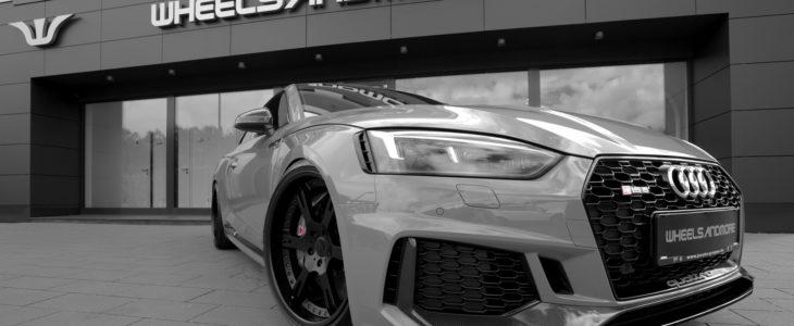 """Ένα """"ευλογημένο"""" Audi RS5 με 520 ίππους"""