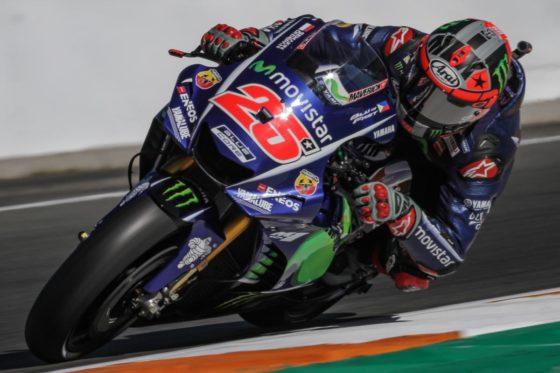 Δοκιμές Valencia D1: Στο κορυφή Yamaha και Vinales