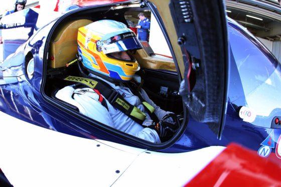 Ολοκλήρωσε δοκιμές με την United Autosports o Alonso