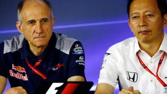 H Honda θα ξεπεράσει την Renault το 2018 λέει ο Hasegawa