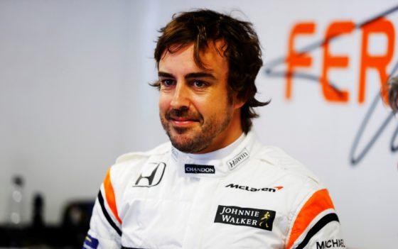 Ο Alonso θα τρέξει στο Rookie Test στο Bahrain με την Toyota