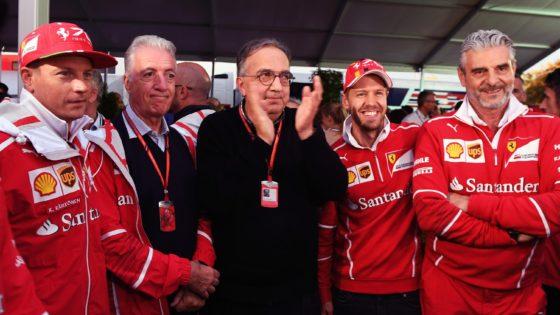 Περισσότερες απαιτήσεις από την Ferrari το 2018 έχει ο Marchionne