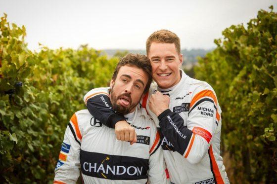 Prost: «Στο ίδιο επίπεδο ο Vandoorne με τον Alonso»