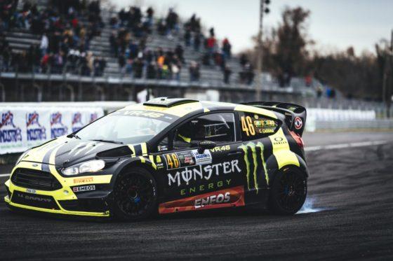 Rally Monza: Θρίαμβος και πάλι για τον Rossi
