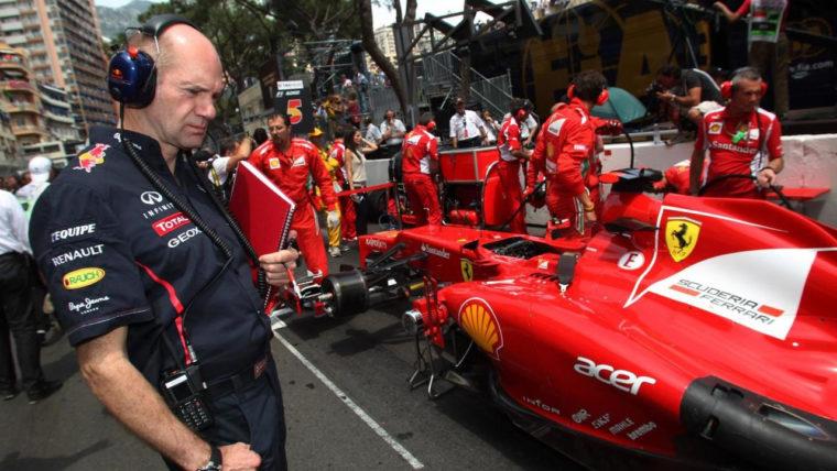 Newey: «Απέρριψα την Ferrari τρεις φορές»