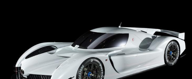 H Toyota παρουσίασε το GR Super Sport Concept με τεχνολογία LMP1 (photos)