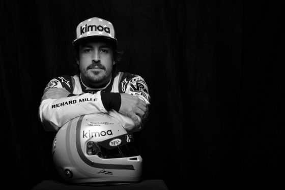 Alonso: «Θέλω να αγωνιστώ στους καλύτερους αγώνες του κόσμου»