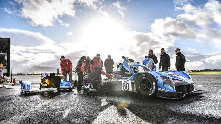 """To LMP1 της Ginetta ολοκλήρωσε το πρώτο """"shakedown"""" (vid)"""