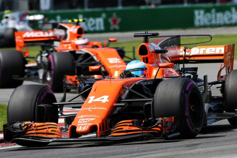 H McLaren ετοιμάζει μεγάλες αλλαγές για το 2018