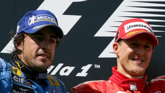 Alosno για Schumacher: «Σκληρός αντίπαλος – Τεράστιος οδηγός»