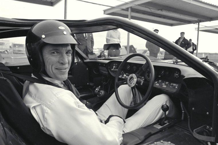Έφυγε από τη ζωή ο θρύλος των αγώνων Dan Gurney