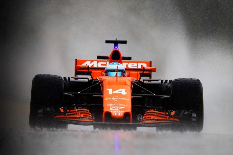 McLaren outperformed Honda in 2017