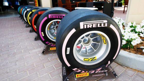 Η Pirelli στοχεύει στα δύο pit-stop το 2018