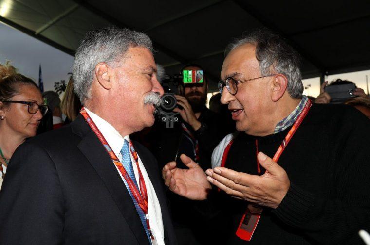 Carey: «Η Ferrari πρέπει να αντιμετωπίζεται όπως όλες οι ομάδες»