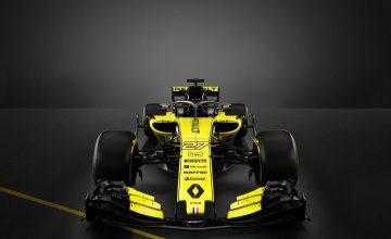 Αυτή είναι η νέα Renault R.S.18 (pics+vid)