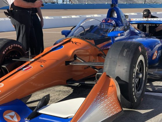 Is Indycar's Aeroscreen better than F1's Halo? (pics+vid)