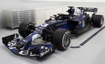 Η Red Bull RB14 ήρθε και έχει special χρωματισμό (pics)