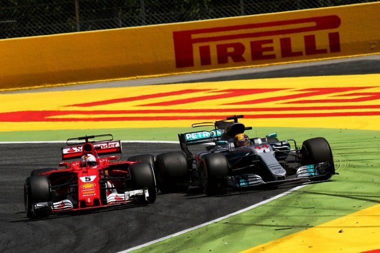 Pirelli wants balance between performance and overtaking