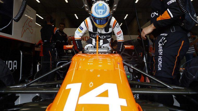 Alonso: «Σίγουρα υπάρχουν υψηλότερες προσδοκίες»