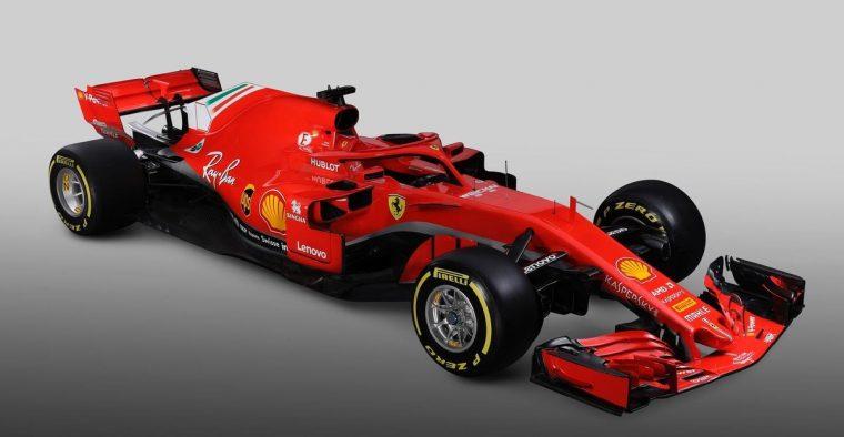 Αποκάλυψη για τη νέα Ferrari SF71-H (pics)